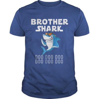 Brother Shark Doo Doo Doo t shirt 400x400 - Brother Shark Doo Doo Doo shirt, guys tee, youth tee