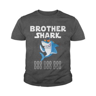 Brother Shark Doo Doo Doo youth tee 400x400 - Brother Shark Doo Doo Doo shirt, guys tee, youth tee