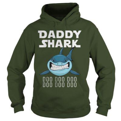 Daddy Shark Doo Doo Doo hoodie 400x400 - Daddy Shark Doo Doo Doo shirt, guys tee, youth tee, hoodie