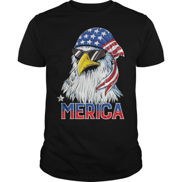 Eagle mullet Merica shirt 600x600 - 4th of July Eagle mullet Merica shirt, hoodie, long sleeve
