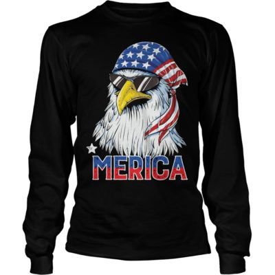 Eagle mullet Merica shirt3 400x400 - 4th of July Eagle mullet Merica shirt, hoodie, long sleeve
