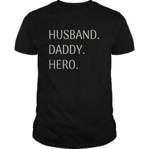 Husband Daddy Hero shirt 300x300 - Husband Daddy Hero shirt, tank top, hoodie, long sleeve