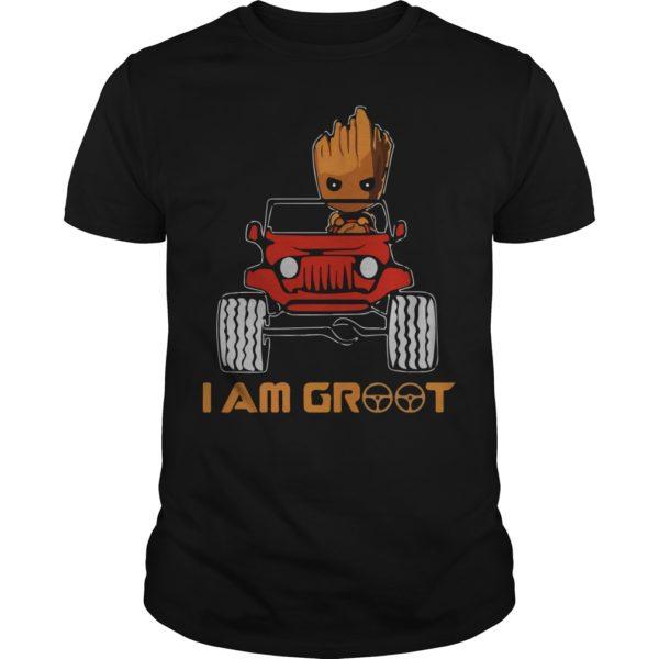 Jeep Car I am Groot shirt 600x600 - Jeep Car I am Groot shirt, guys tee, long sleeve, tank top