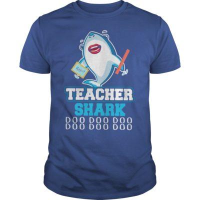 Teacher Shark Doo Doo Doo t shirt 400x400 - Teacher Shark Doo Doo Doo shirt, hoodie, long sleeve