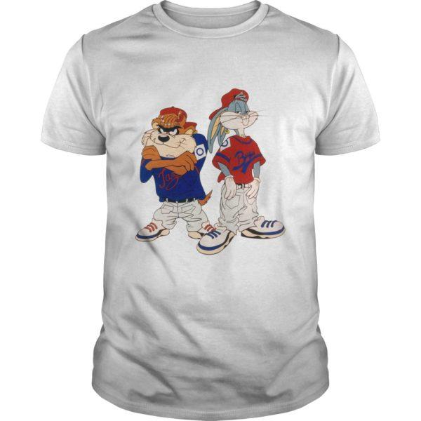 90s Hip Hop Kriss Kross Bugs and Taz shirt 600x600 - 90s Hip Hop Kriss Kross Bugs Taz shirt, guys tee, youth tee, hoodie