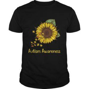 Autism Awareness Shirt 300x300 - Sunflower Autism Awareness shirt, hoodie