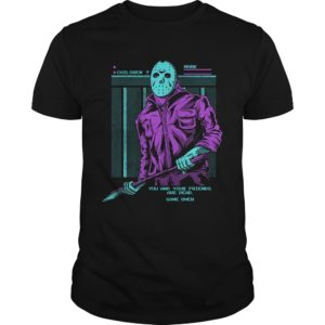 Friday the 13th Jason Voorhees you and your friends are dead shirt 300x300 - Friday the 13th Jason Voorhees You And Your Friends are Dead shirt, hoodie