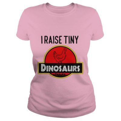 I Raise 400x400 - Jurassic park, I Raise Tiny Dinosaurs Shirt, hoodie, sweat shirt, long sleeve