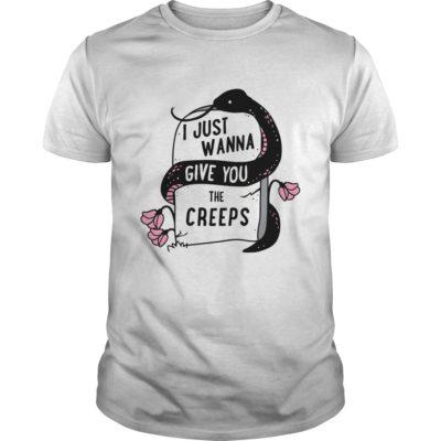 Snake I Just Wanna Give You The Creeps Shirt 400x400 - Snake I Just Wanna Give You The Creeps Shirt
