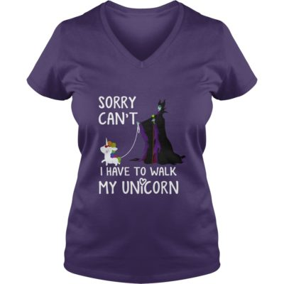 Sorry cant I have to walk my 400x400 - Sorry can't I have to walk my Unicorn shirt