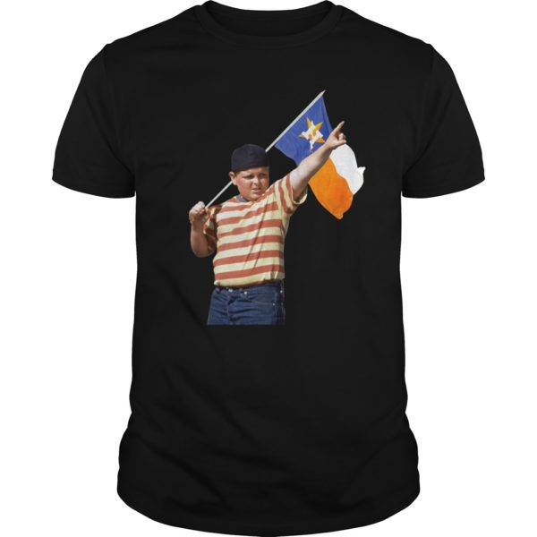 The Sandlot Houston Astros flag shirt 600x600 - The Sandlot Houston Astros Flag shirt, long sleeve, hoodie, youth tee