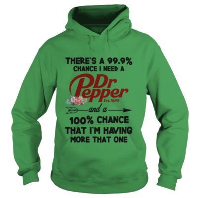 Theres a 99.9 400x400 - There's a 99.9% chance I need a Dr Pepper