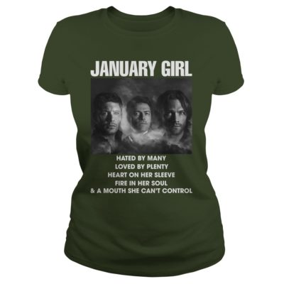 1 10 400x400 - January Girl Hated By Many Love By Plenty Heart On Her Sleeve shirt, hoodie
