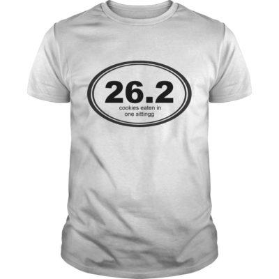 26 2 Cookies Eaten In One Sittingg Shirt 1 400x400 - 26 2 Cookies Eaten In One Sittingg shirt