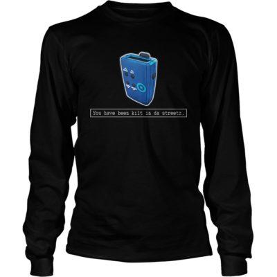 3 3 400x400 - Timer Patch You have been kilt in da streetz shirt, hoodie