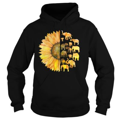 55 4 400x400 - Elephant Sunflowers shirt, ladies tee, guys tee, tank top