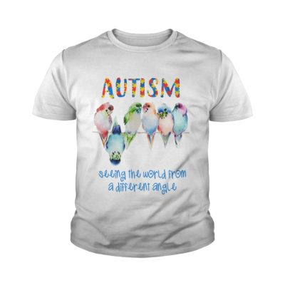 666 3 400x400 - Macaw Autism Seeing The World From A Different Angle shirt, hoodie