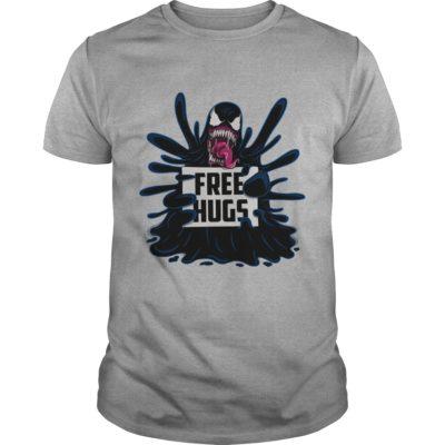 7 400x400 - Venom Free Hugs shirt - Funny Venom