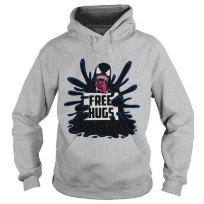 77 1 400x400 - Venom Free Hugs shirt - Funny Venom