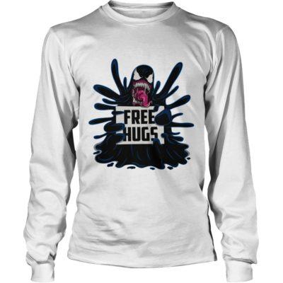 777 1 400x400 - Venom Free Hugs shirt - Funny Venom