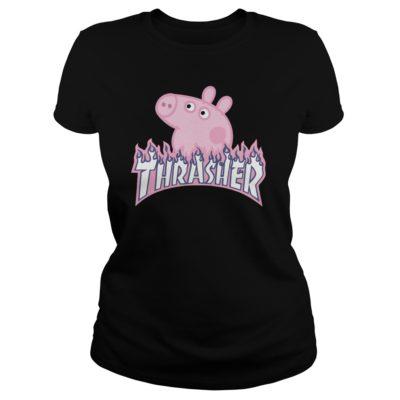 90178 1534388407471 Gildan Lad Black  w96  front 400x400 - Thrasher Peppa Pig Shirt, Hoodie, Ladies tee