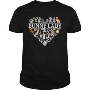 Bunny Shirt 300x300 - Rabbit Crazy Bunny Lady shirt