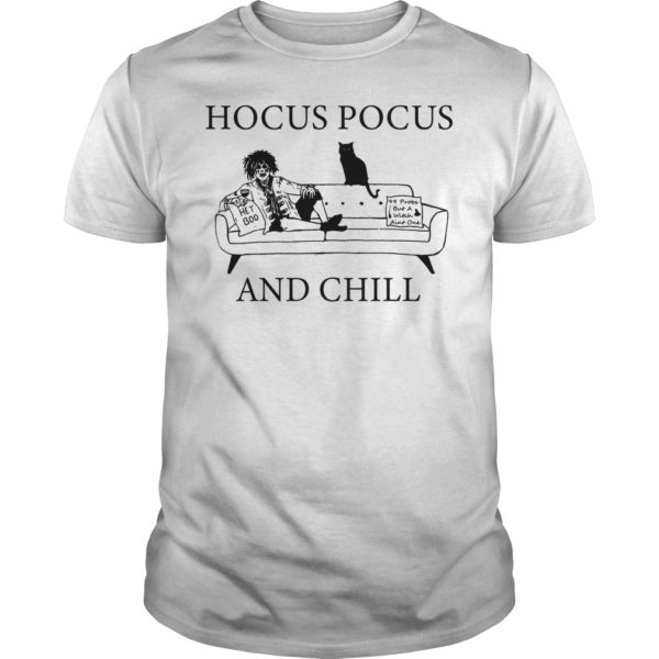 Hocus Pocus And Chill shirt 600x600 - Hocus Pocus And Chill shirt, hoodie, long sleeve
