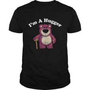 I'm A Hugger Shirt 300x300 - Lotso Huggin Bear I'm a Hugger shirt