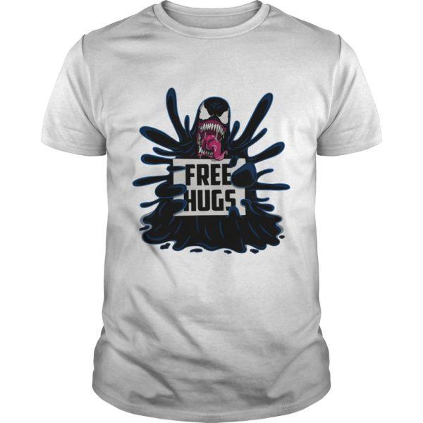 Venom Free Hugs shirt 600x600 - Venom Free Hugs shirt - Funny Venom