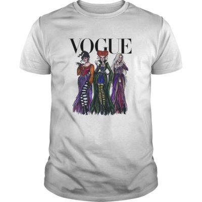 Vog shirt 400x400 - Vogue Hocus Pocus shirt, hoodie, long sleeve