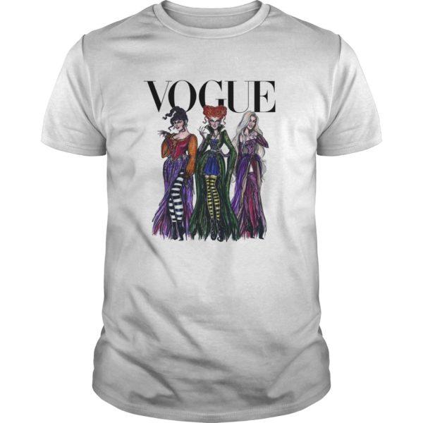 Vog shirt 600x600 - Vogue Hocus Pocus shirt, hoodie, long sleeve