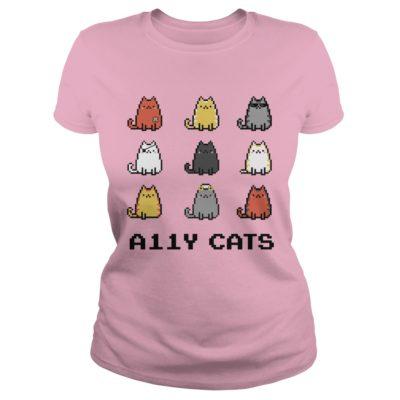 102 8 400x400 - Accessibility A11Y Cats shirt, ladies tee, sweatshirt, long sleeve
