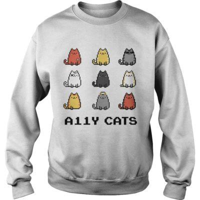 104 6 400x400 - Accessibility A11Y Cats shirt, ladies tee, sweatshirt, long sleeve