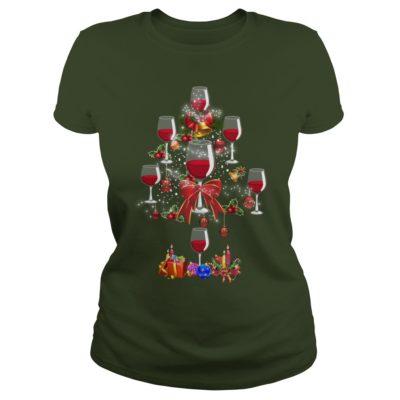 11 3 400x400 - Wine Christmas Tree shirt, sweater, hoodie, long sleeve