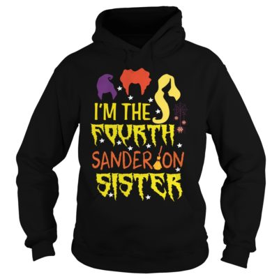 11 5 400x400 - Hocus Pocus I'm The Fourth Sanderson Sister shirt, hoodie, sweater