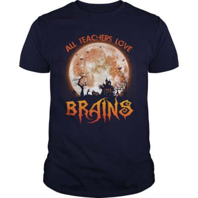 2 8 400x400 - All Teachers Love Brains shirt, hoodie, long sleeve, sweater