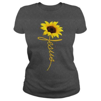 33 6 400x400 - Jesus Sunflowers shirt, guys tee, ladies tee, long sleeve