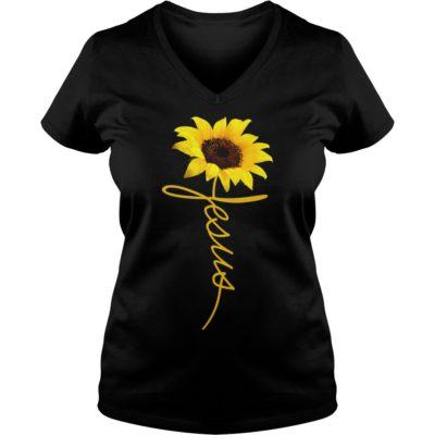 333 6 400x400 - Jesus Sunflowers shirt, guys tee, ladies tee, long sleeve