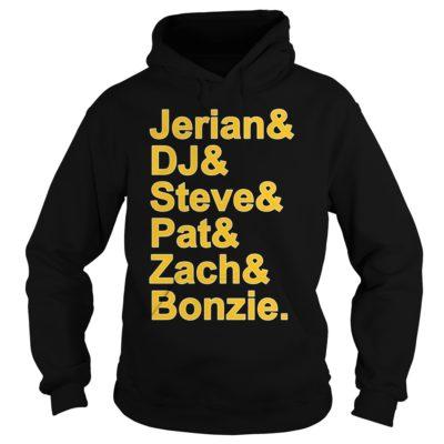 402 2 400x400 - Jerian & DJ & Steve & Pat & Zach & Bonzie shirt, hoodie, long sleeve