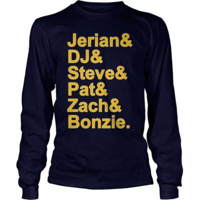 403 2 400x400 - Jerian & DJ & Steve & Pat & Zach & Bonzie shirt, hoodie, long sleeve
