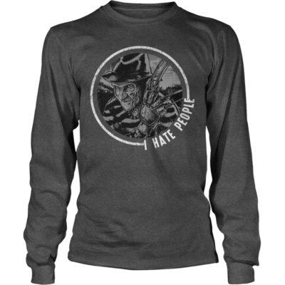 777 8 400x400 - Freddy Krueger I hate People shirt, long sleeve, sweatshirt, hoodie