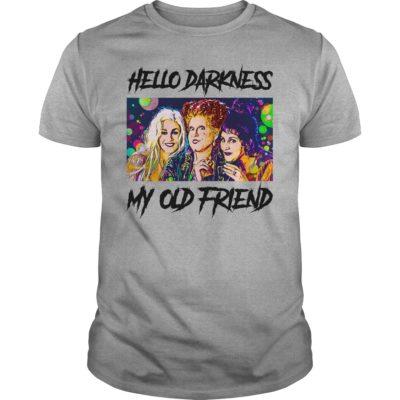 9 6 400x400 - Hocus Pocus Hello Darkness My Old Friend shirt, hoodie, long sleeve