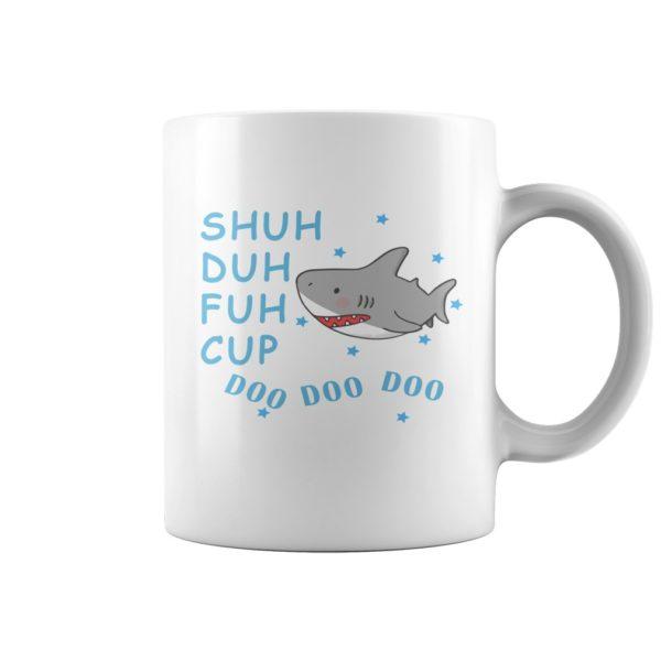 90178 1536331682147 Coffee Mug White  w97  front 600x600 - Baby Shark shuh duh fuh cup Mug