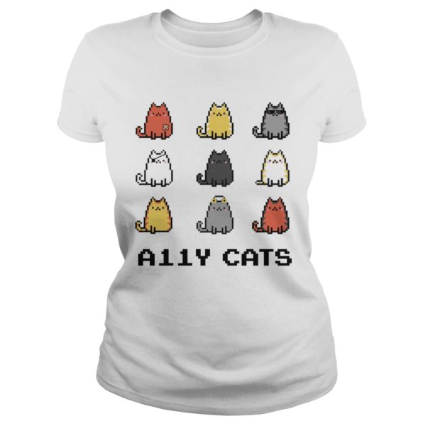 Accessibility A11Y Cats shirt 600x600 - Accessibility A11Y Cats shirt, ladies tee, sweatshirt, long sleeve