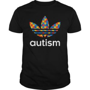 Adidas Autism shirt 300x300 - Adidas Autism shirt, guys tee, ladies tee, hoodie
