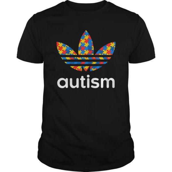 Adidas Autism shirt 600x600 - Adidas Autism shirt, guys tee, ladies tee, hoodie