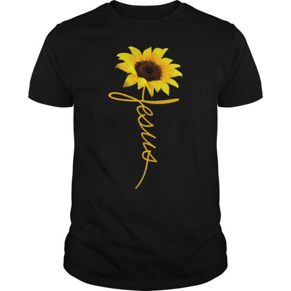 Jesus Sunflowers shirt 600x600 - Jesus Sunflowers shirt, guys tee, ladies tee, long sleeve