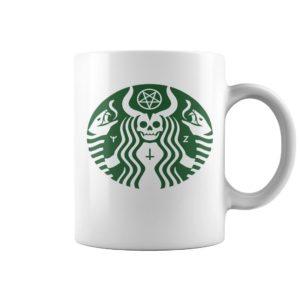 Satanic Starbucks mug 300x300 - Satanic Starbucks mug