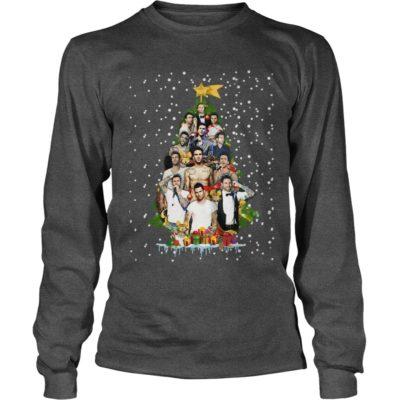 Adam Levine Christmas tree long sleeve 400x400 - Adam Levine Christmas tree sweatshirt, long sleeve, hoodie, t-shirt