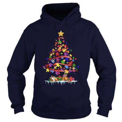 Autism Christmas tree hoodie 400x400 - Autism Christmas tree sweater, hoodie, long sleeve, ladies tee